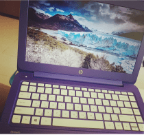 """HP Stream 13"""" For Sale; Out of Box Brand New; Purple"""