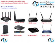 Wifi extender technician Edimax Cisco Linksys Dubai 0556789741