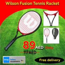 Willson WRT320700 fusionXl Tenis Racket