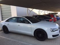 Audi A8L V6 in Good condition. AL Nabooda warranty available.