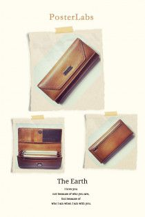 Genuine leather wallet for women with stylish magnet lock and comfortable touch.