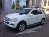 EXELLENT SUV, MERCEDES BENZ ML350 4MTATIK, SPORT PACKAGE, PERFECT CONDITION