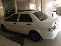Mitsubishi lancer for sale 2008 model, good condition price nego in Dubai