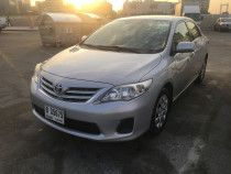 Toyota Corolla 1.8 xli 2013 for sale in Dubai well maintained non smoker car