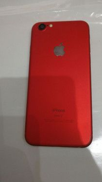 apple iphone 6 16gb red transformed in 7 red