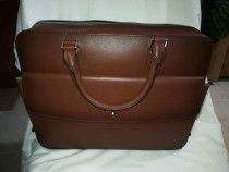Brandnew MontBlanc Document Bag worth 6,300aed