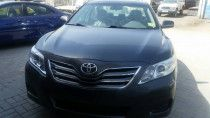 Toyota camry 2011 American specs very clean dark metallic grey fully automatic
