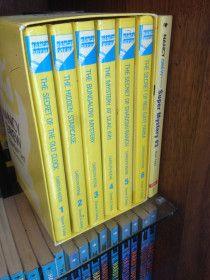 Hardy Boys and Nancy Drew Mystery Books