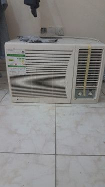 GREE window AC its brand new. Not even single time use