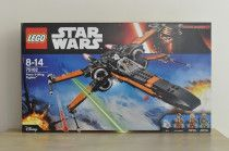 Lego Star Wars 75102 Poes X-Wing Fighter - new still sealed in box!