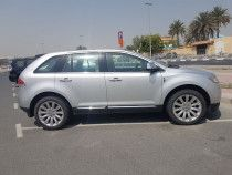 Lincoln  - MKX, purchased in Dec 2016 (2015 model), Brand new
