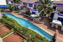 Goa - Holiday accommodation for upto 4 persons