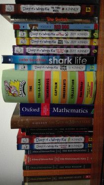 Diary of a Wimpy Kid, Percy Jackson & More Book Series For Sale in Dubai