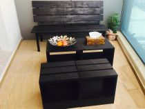 Brand new - Solid wood Garden furniture for sale