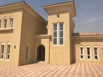 Villa house for rent for family up floor   3 rooms with attached