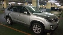 Kia Sorento 2014 / low milage 48,000 Very good condition inside and outside