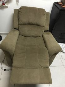 Single seater Reclining Chair from Pan Emirates