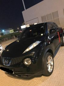 Nissan Juke 2014 low mileage fully maintained