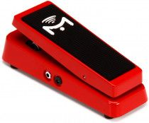 Volume pedal w/ boost made in USA red color