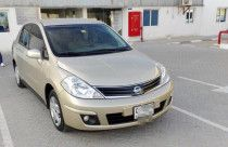 Good Nissan Tiida for an attractive price