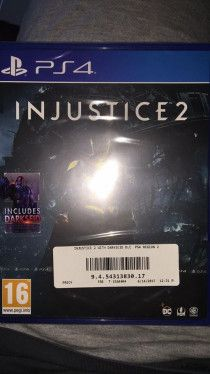 Brand New!! Injustice 2 for PS4 for sale.