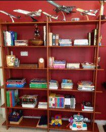 Book case from Ikea  , amazing Browne book shelf