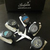 Exclusive Aircraft Instrument Themed Watches