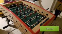 Brand new table football for sell to not miss it!