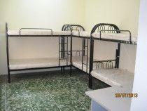 Bunk Beds ,Medicated Matress, Gas stove with Cylinder+ regulator