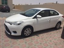 TOYOTA YARIS SEDAN 2015 FULLY AUTOMATIC.