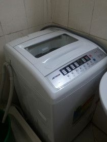 Washing Machine (01 Year Old) Top Loading, Fully Automatic, very less used