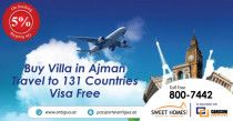 Buy Villa in UAE and Apply For Antigua Passport