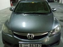 Well maintained Honda Civic for sale .Only for personal use and genuine buyers