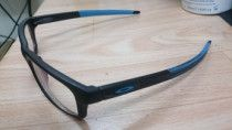 Original Oakley mat black frame with adjustable legs
