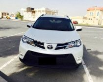 Toyota Rav4 for Sale Agency Maintained Loan 1065AED 0% Dwn Paymnt,Original Paint