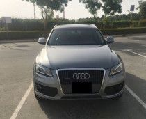 Audi Q5 2013 for Sale Agency Maintained Gulf 100% Loan AED 935 - All Inclusive