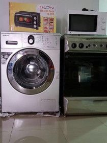 Multiple Appliances for urgent sale in good condition