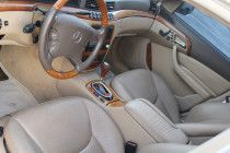 Mercedes Benz s320 2002 V6 gulf specs for sale