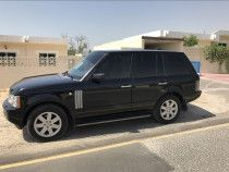 Car for sale - Range Rover HSE 2008 for sale in Dubai