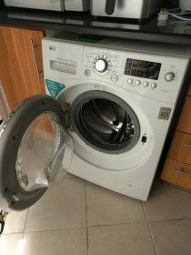 washer + dryer  ( 3 KG + KG )  - PERFECT CONDITION