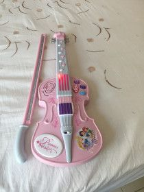 Girls princess pretend violin for sale in Dubai