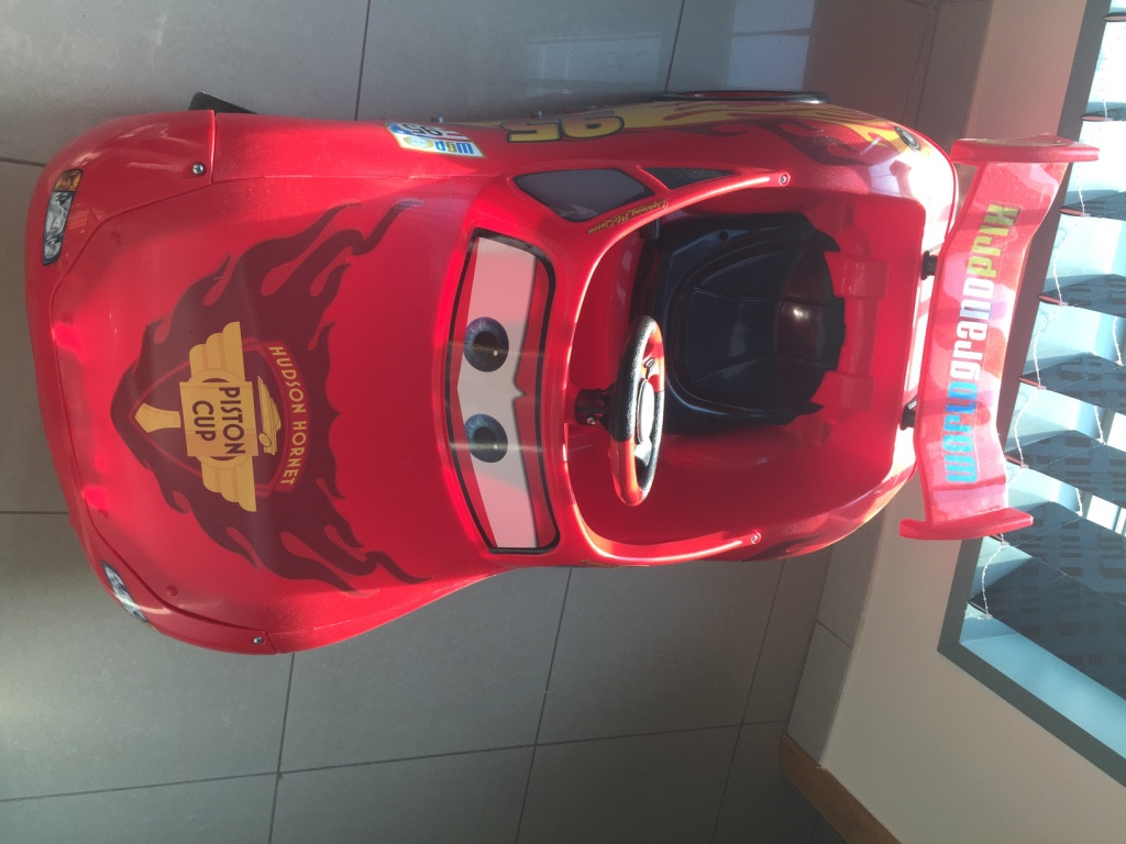 Toys Lightning McQueen Car ,1350 Dhm