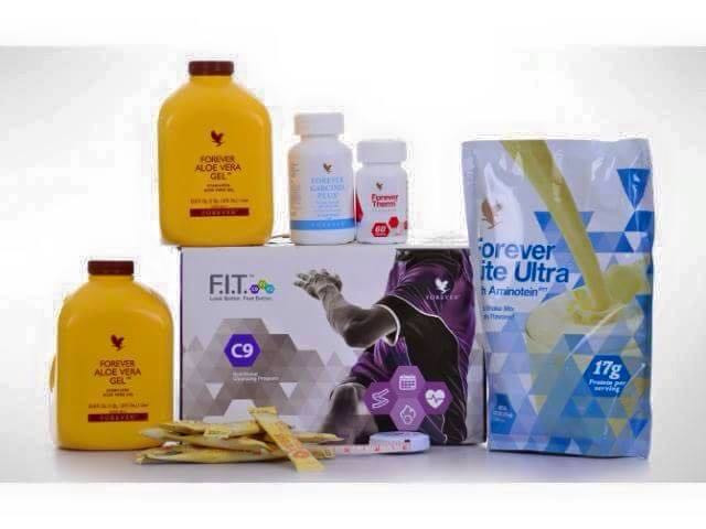 c9 pakeg from forever living company