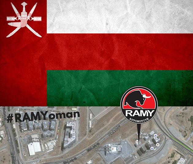 Finally: New RAMY Oman branch is OPEN!
