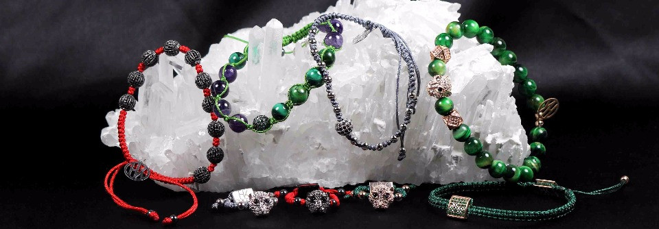 Customized Jewelries, Bracelet, Necklace or Rings