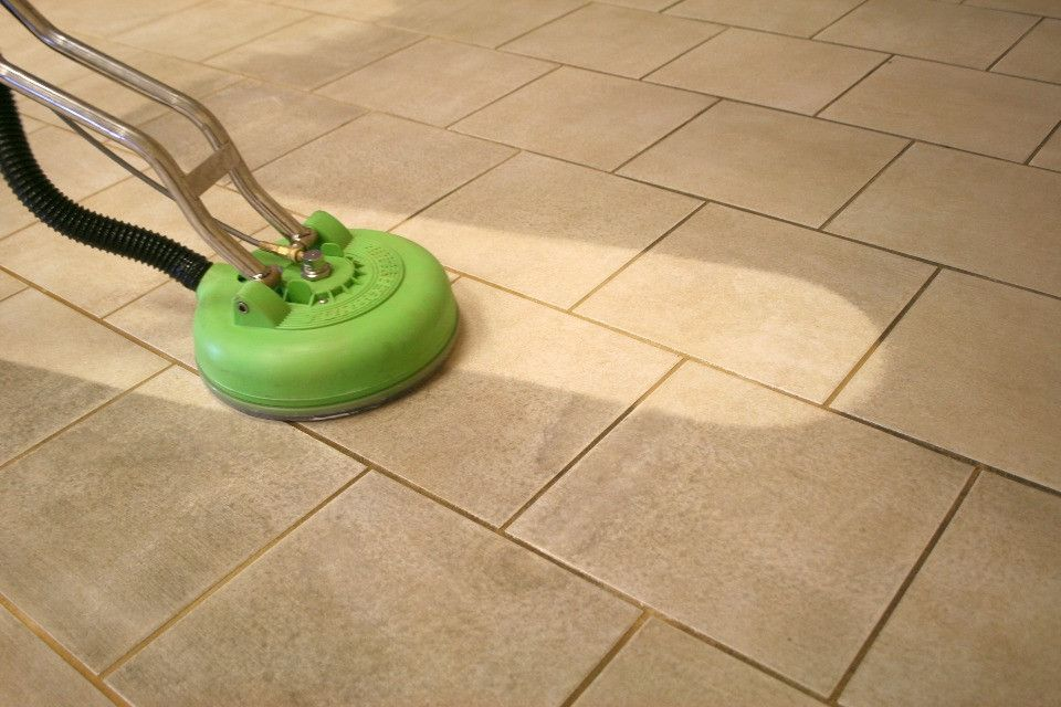 Why it's important to get professional Residential Tile & Grout Cleaning Services