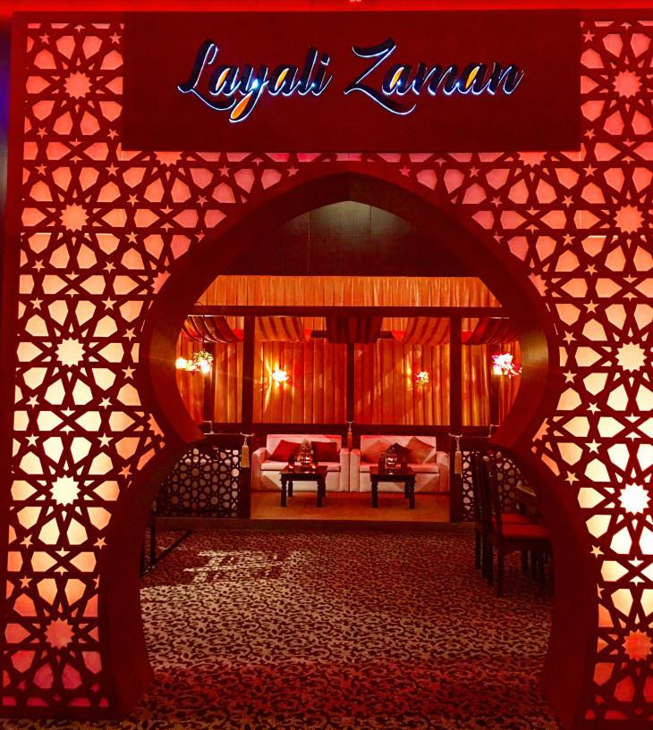 Layali Zaman - Storat.com