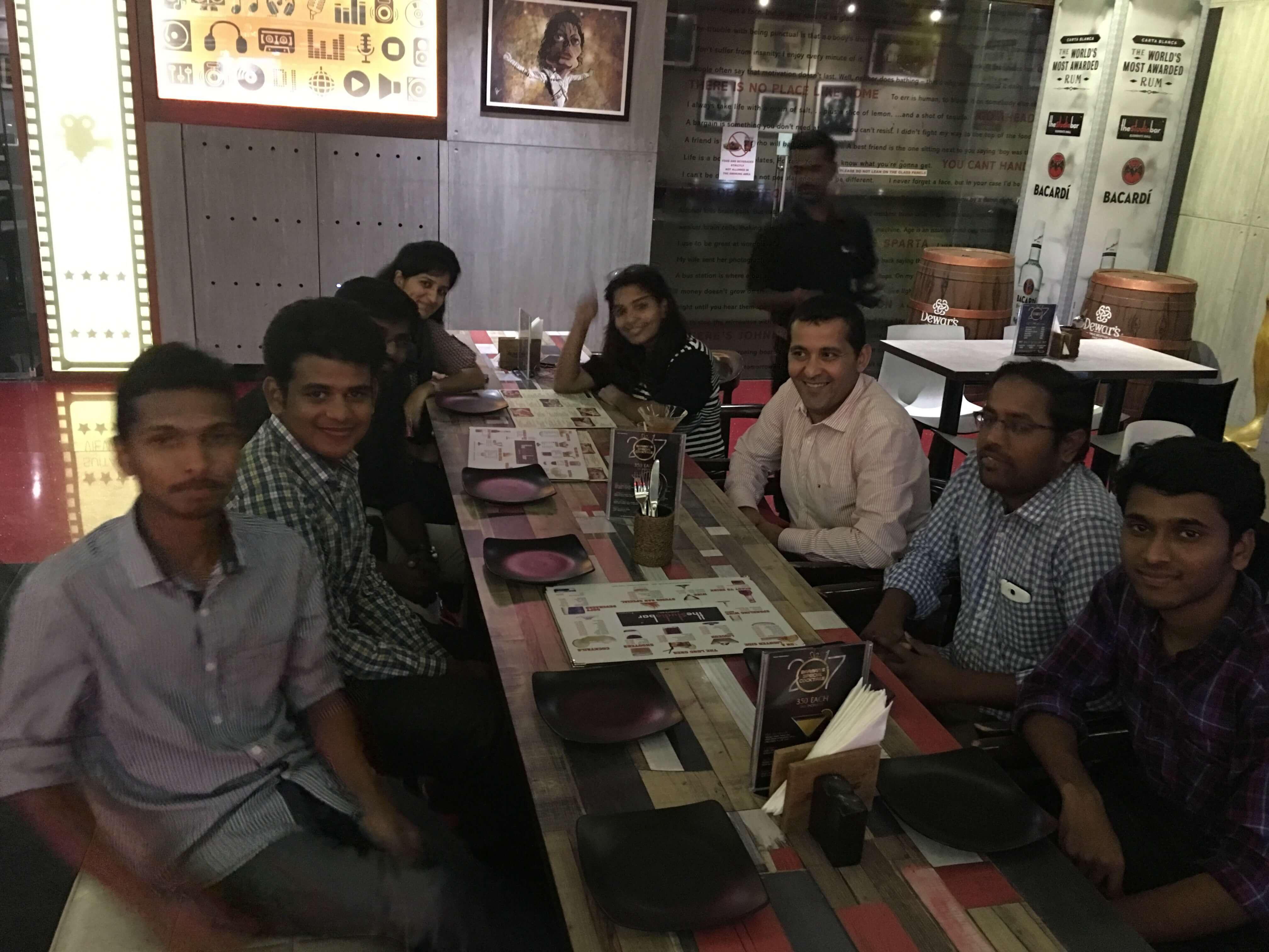 Storat india team