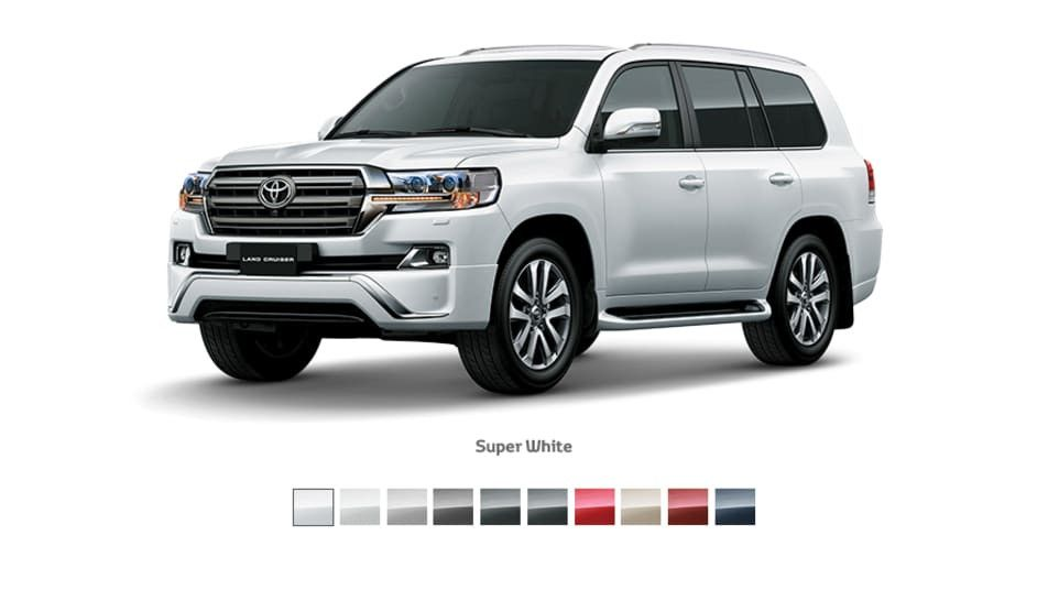 Toyota Land Cruiser for Sale in Abu Dhabi