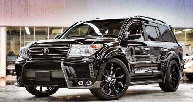 Toyota Land Cruiser for Sale in Dubai